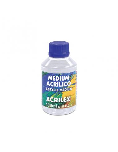 médium acrílico